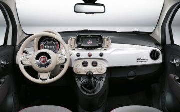 Reserva Fiat 500 cabrio